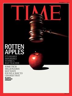 Time tenure cover